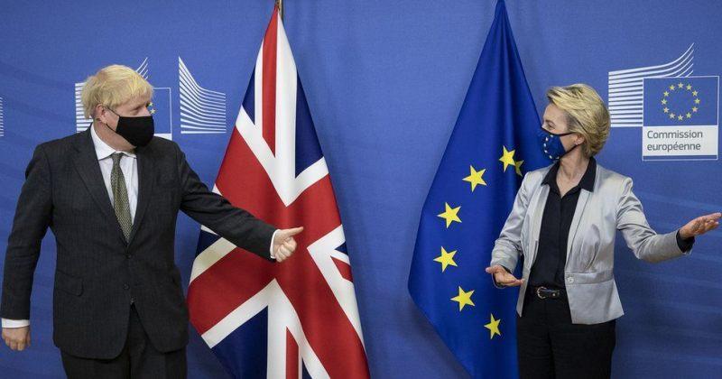 დიდი ბრიტანეთმა და ევროკავშირმა ბრექსითის შემდეგ სავაჭრო შეთანხმებას მიაღწიეს