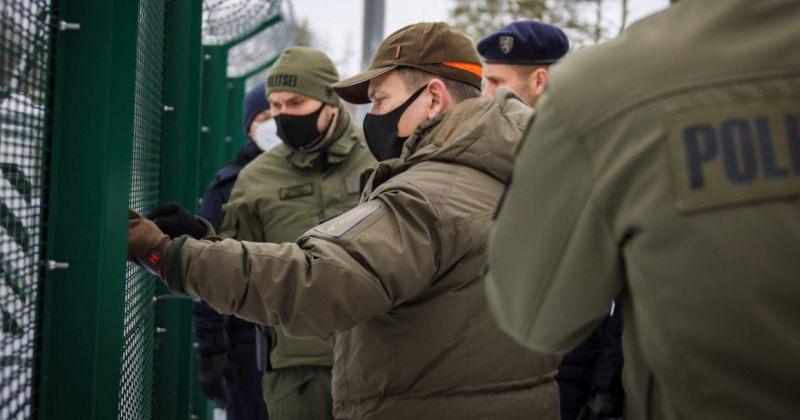 ესტონეთმა რუსეთთან საზღვარზე მავთულხლართებიანი ღობის აღმართვა დაიწყო