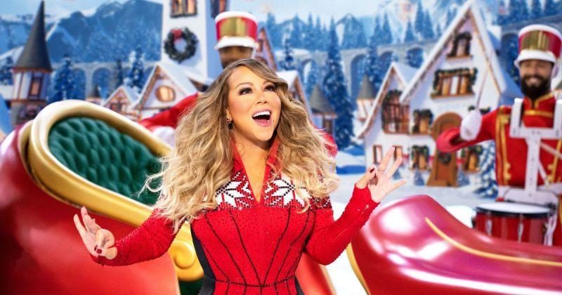 მერაია ქერის ALL I WANT FOR CHRISTMAS IS YOU ბრიტანული ჩარტის სათავეშია
