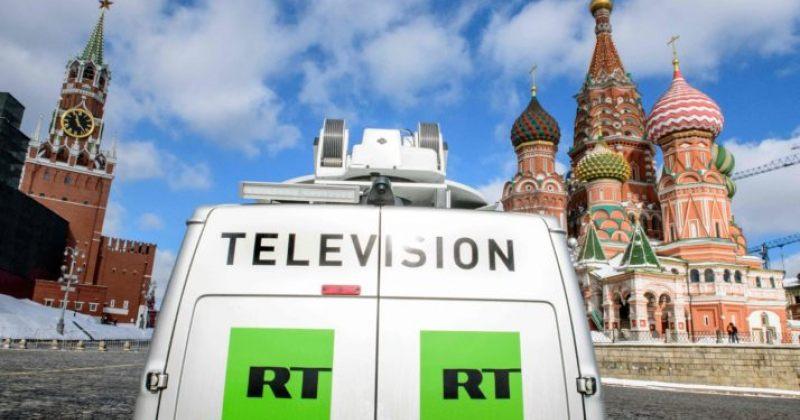 ლატვიაში რუსი ჟურნალისტები Russia Today-სთან თანამშრომლობით სანქციების დარღვევისთის დააკვეს