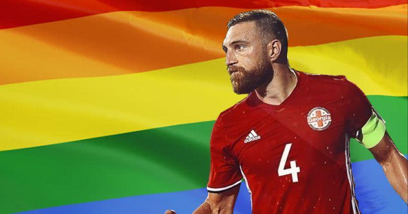 კაშია, როგორც LGBT ადამიანების მხარდამჭერი UEFA-ს მიერ გადაღებულ ფილმში მოხვდა