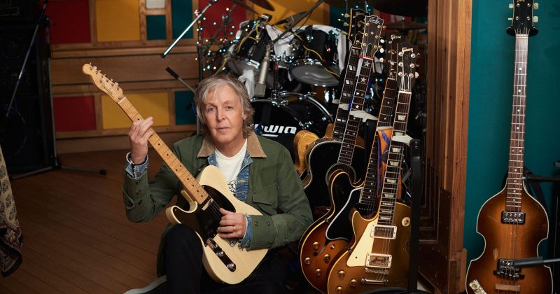 პოლ მაკკარტნიმ ახალი ალბომი გამოუშვა [VIDEO]