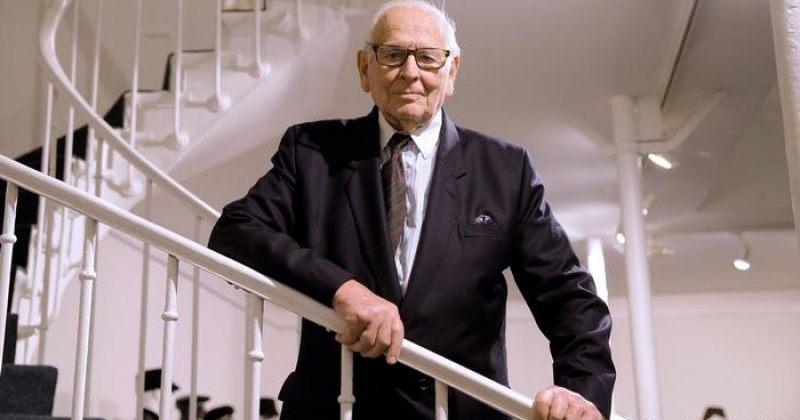 ლეგენდარული დიზაინერი პიერ კარდენი 98 წლის ასაკში გარდაიცვალა