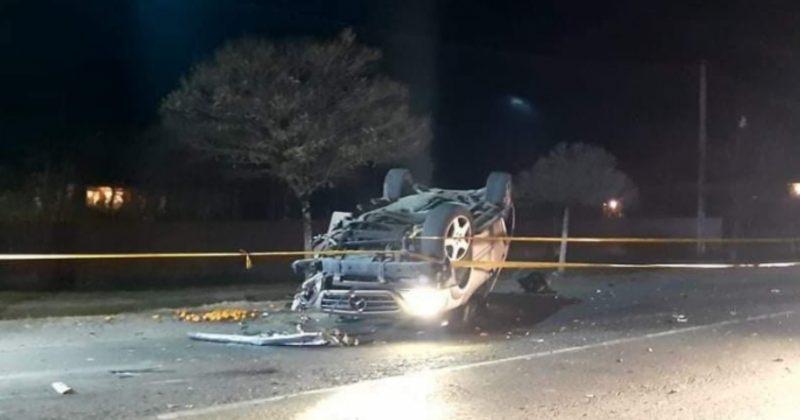 ზუგდიდში ავტოავარიის შედეგად ერთი პირი გარდაიცვალა,  ერთი მძიმედ დაშავდა
