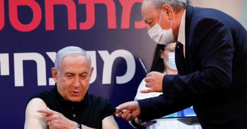 ნეთანიაჰუმ COVID-19-ის ვაქცინა პირდაპირ ეთერში გაიკეთა – ისრაელში ვაქცინაცია იწყება