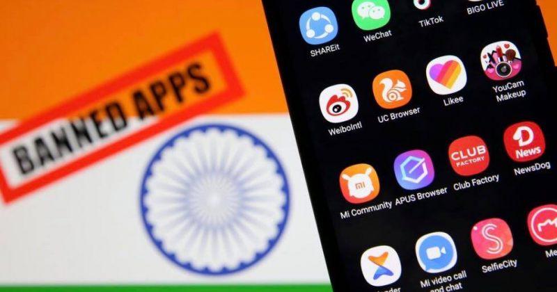 ინდოეთი 59 ჩინური აპლიკაციის სამუდამოდ აკრძალვას აპირებს
