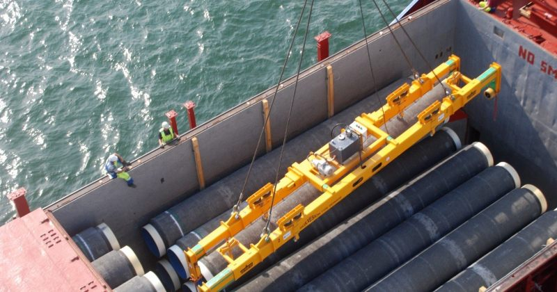 აშშ Nord Stream 2-ის მშენებლობაში ჩართულ რუსულ გემს სანქციების უწესებს