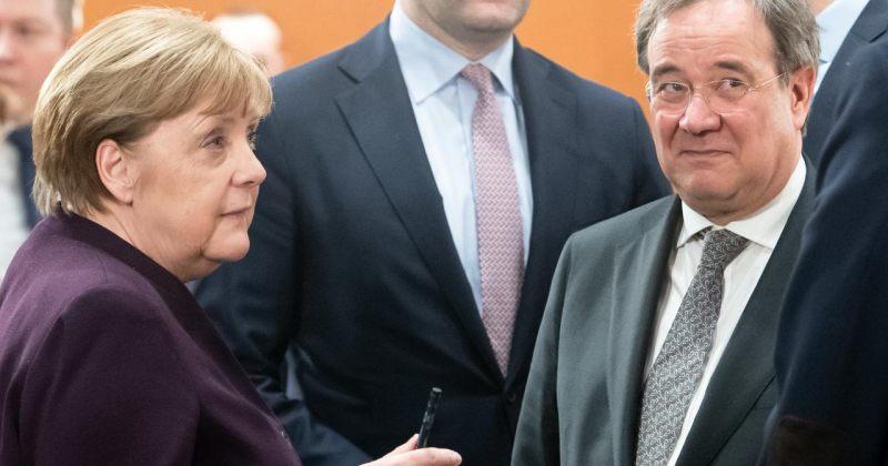 არმინ ლაშეტი გერმანიის ქრისტიან-დემოკრატიული პარტიის ახალი ლიდერია