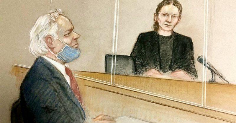 ჯულიან ასანჟის გირაოს სანაცვლოდ გათავისუფლებაზე სასამართლომ უარი უთხრა