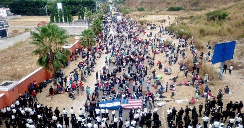 მექსიკა აშშ-სსაიმიგრაციო პოლიტიკის რეფორმას სთხოვს