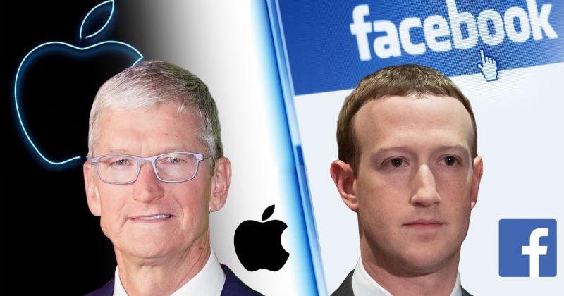 Facebook-ი Apple-ის წინააღმდეგ სარჩელს ამზადებს