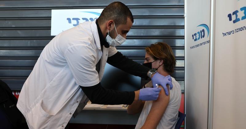 ისრაელში COVID-19-ზე 16-დან 18-წლამდემოზარდების ვაქცინაცია დაიწყო