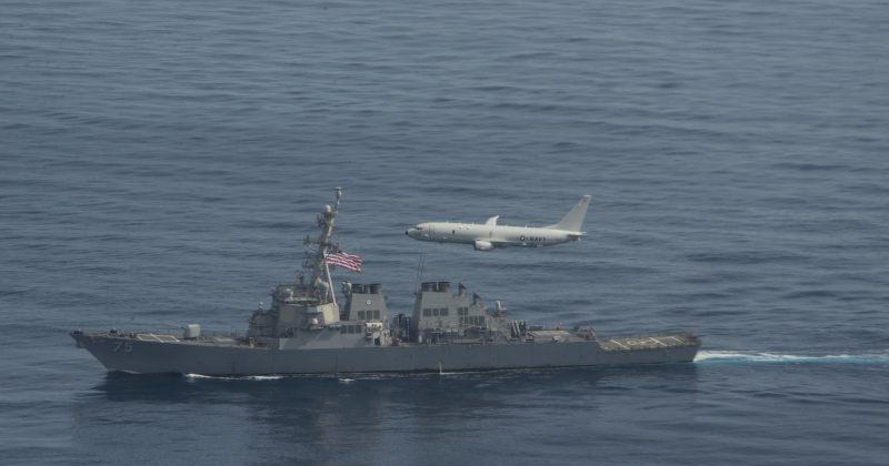 აშშ-ს საზღვაო ძალებმა შავ ზღვაში მესამე ხომალდი გაგზავნა