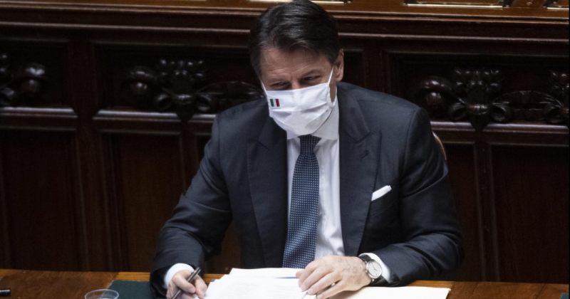 იტალიის სენატი ჯუზეპე კონტეს მთავრობისთვის უნდობლობის გამოცხადებას უყრის კენჭს