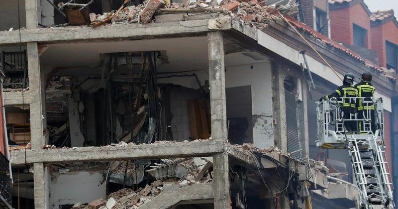 მადრიდში მომხდარ აფეთქებას 3 ადამიანი ემსხვერპლა, დაშავდა 6 [Video]