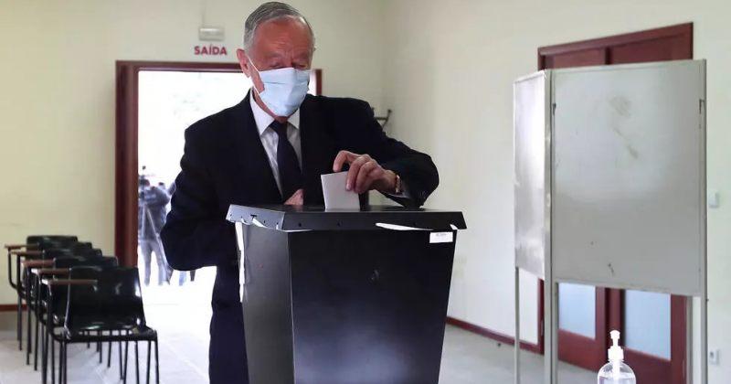 პორტუგალიის საპრეზიდენტო არჩევნებში მოქმედმა პრეზიდენტმა, რებელუ დი სოზამ გაიმარჯვა