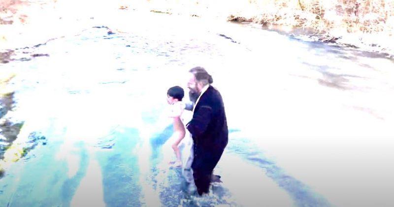 გონების დაკარგვა, გულის გაჩერება, არითმია - ექიმები ცივ წყალში ჩვილთა ნათლობის რისკებზე