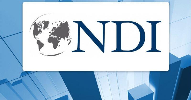 NDI: გამოკითხულთა 42% ფიქრობს, რომ საქართველოში დემოკრატია არ არის, 12%-მა - არ იცის