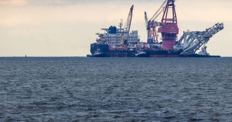 რუსული გაზსადენის Nord Stream 2-ის მშენებლობა ივნისში დასრულება - Bloomberg
