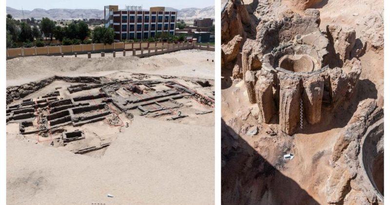 ეგვიპტეში აღმოაჩინეს ლუდსახარში, რომელიც, სავარაუდოდ, 5000 წლისაა