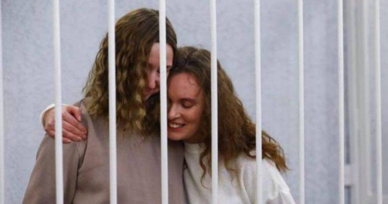 ბელარუსის აქციების გაშუქებისთვის ჟურნალისტებს ორი წლით თავისუფლების აღკვეთა მიუსაჯეს