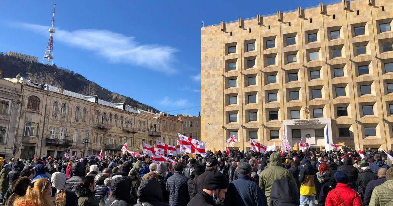 ოპოზიცია: პოლიტპატიმრების გათავისუფლების და ახალი არჩევნების მოთხოვნა არ გადაისინჯება