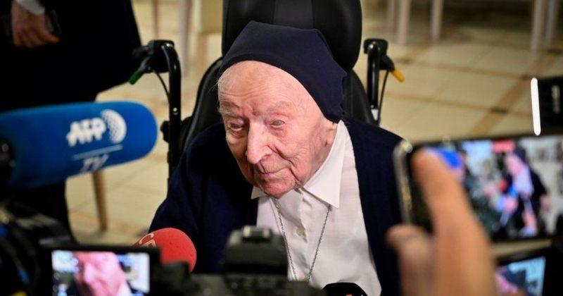 ევროპის ყველაზე ასაკოვანი ადამიანი Covid-19-ისგან გამოჯანმრთელდა