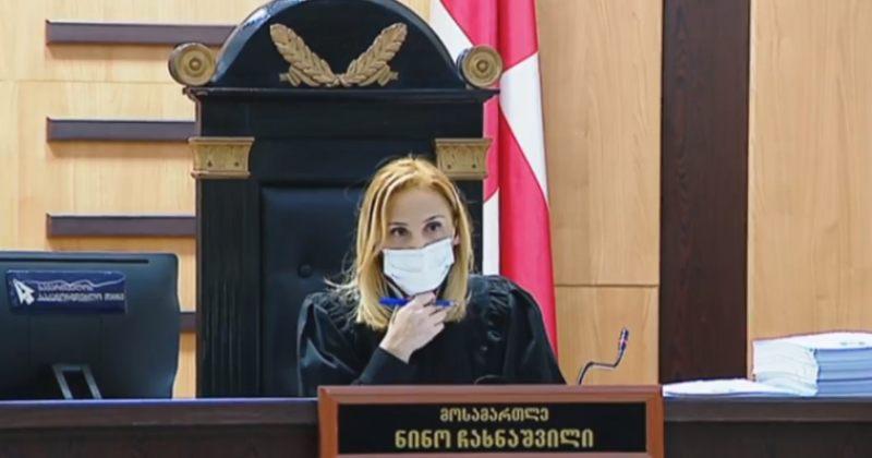 """""""არავის ზეგავლენის ქვეშ არ ექცევა სასამართლო"""" – მელიას საქმის მოსამართლემ თავი არ აიცილა"""