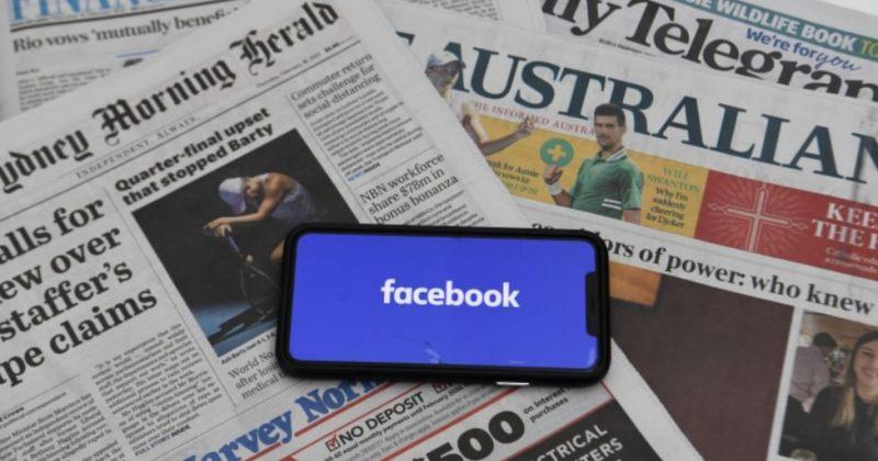 Facebook-ი ავსტრალიაში დაწესებულ შეზღუდვებს მოხსნის