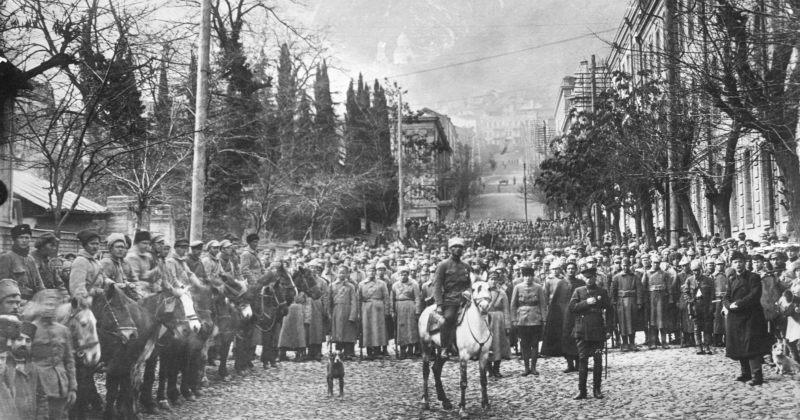 100 წელი საქართველოს გასაბჭოებიდან
