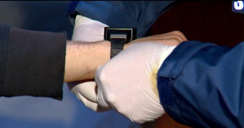 შსს: კაცს, რომელმაც დას ფიზიკური შეურაცხყოფა მიაყენა, ელექტრონული სამაჯური დაუმაგრდა
