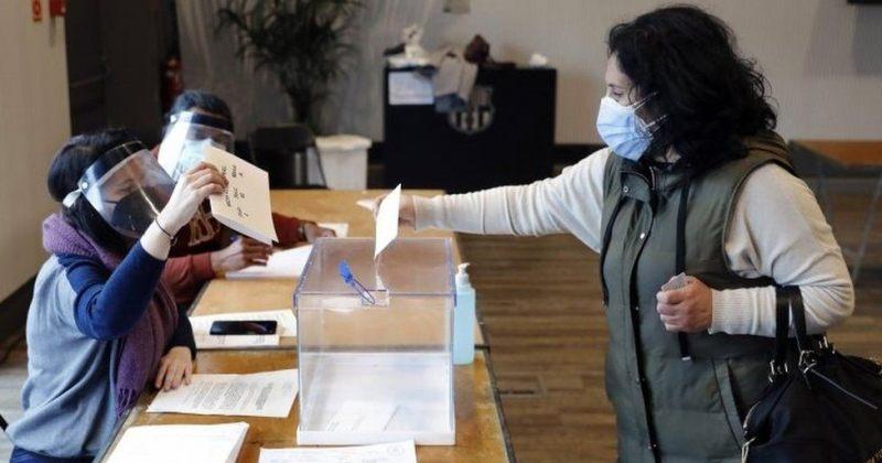 კატალონიაში რეგიონული პარლამენტის არჩევნები ჩატარდა