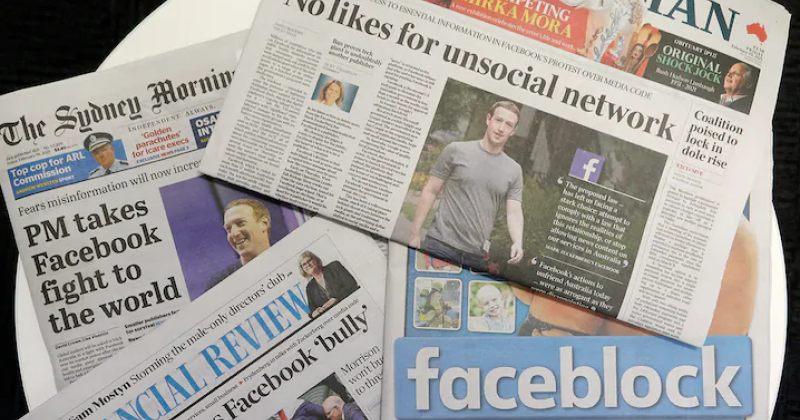 მიუხედავად Facebook-ის წინააღმდეგობისა, ავსტრალია ახალ კანონს მაინც მიიღებს