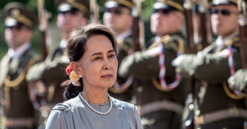 მიანმარის სამხედრო ხუნტამ სან სუ ჩის $600 000-ის მითვისების ბრალდება წაუყენა