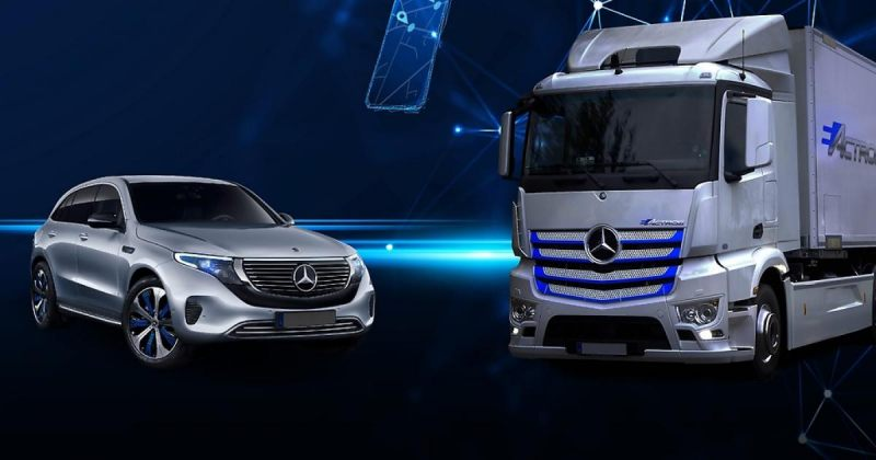 Daimler AG ორად გაიყოფა და სახელს Mercedes-Benz-ად შეიცვლის