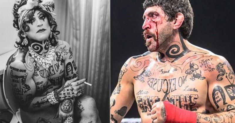 დიეგო გარიხო - MMA-ს მებრძოლი და დრაგ ქუინი