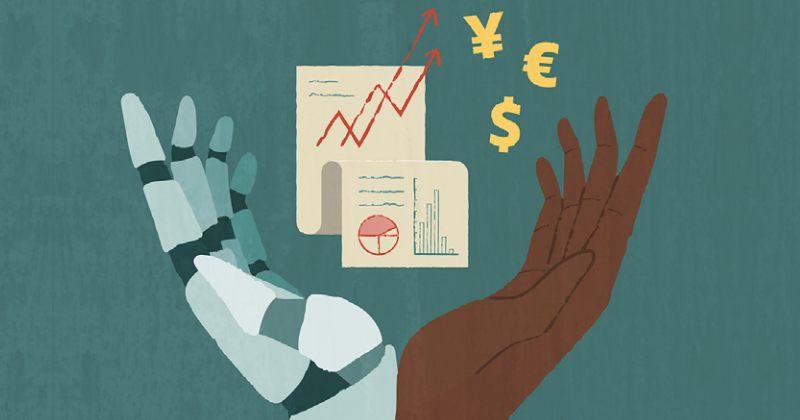 კვლევა: მომხმარებლები რობოტებს უფრო მეტად ანდობენ ფინანსებს, ვიდრე ადამიანებს