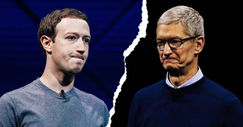 Apple-ს ტკივილი უნდა მივაყენოთ, უთხრა Facebook-ის გუნდს ცუკერბერგმა