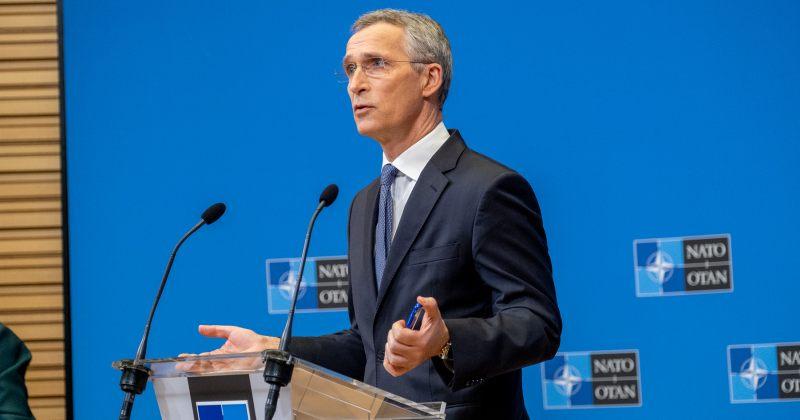 NATO-ს მინისტერიალზე რუსეთის მიერ მეზობლების დესტაბილიზაცია კიდევ ერთხელ დაგმეს