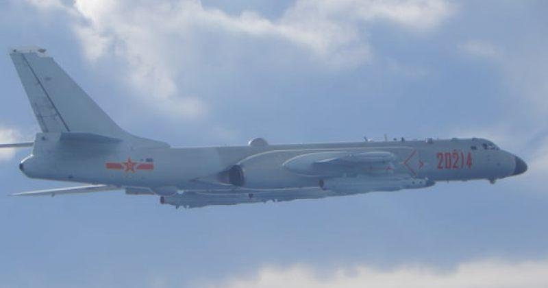 ტაივანის საჰაერო ზონაში ჩინეთის 20 სამხედრო თვითმფრინავი შეიჭრა