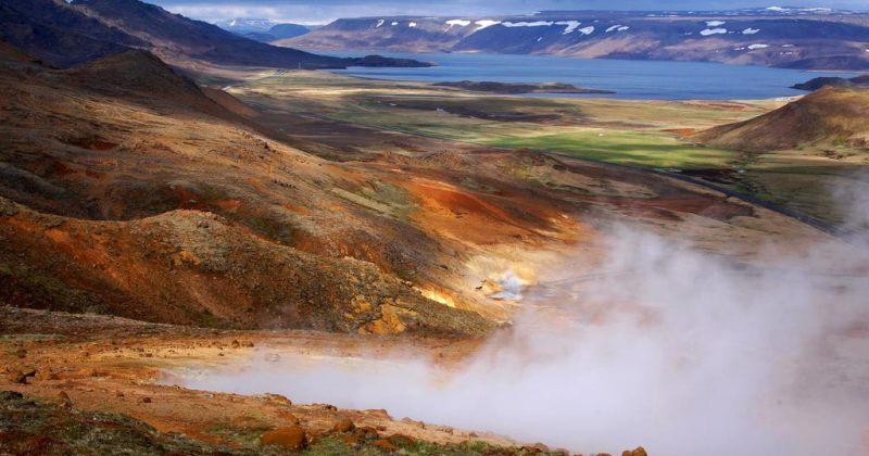 ისლანდიაში 1 კვირაში 17 000 მიწისძვრა მოხდა