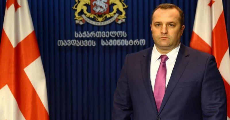 თავდაცვის მინისტრის მოადგილე რუსი სამხედროს ფოტოზე: ვიხდი ბოდიშს, ადმინისტრატორის შეცდომაა