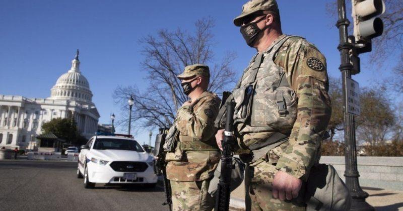 აშშ-ს პოლიციამ კაპიტოლიუმზეშესაძლო თავდასხმის შესახებ გაფრთხილება გასცა