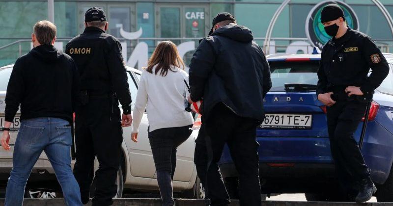 ბელარუსშიპოლიციამ 200-ზე მეტი დემონსტრანტი დააკავა