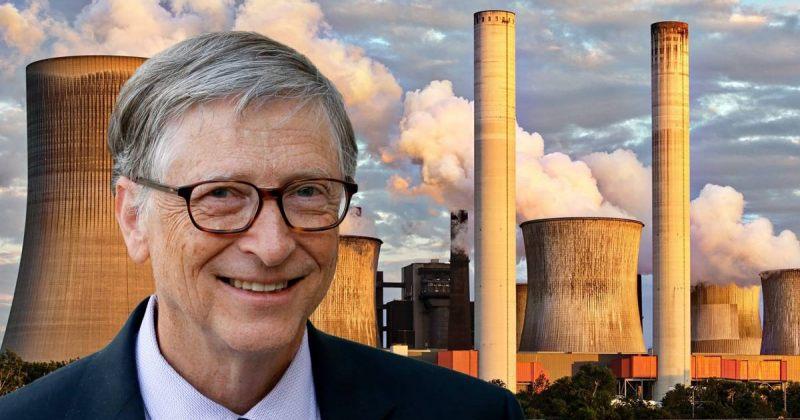ბილ გეიტსი: ატომური ელექტროენერგია უსაფრთხოა და ის პოლიტიკურად მისაღები გახდება