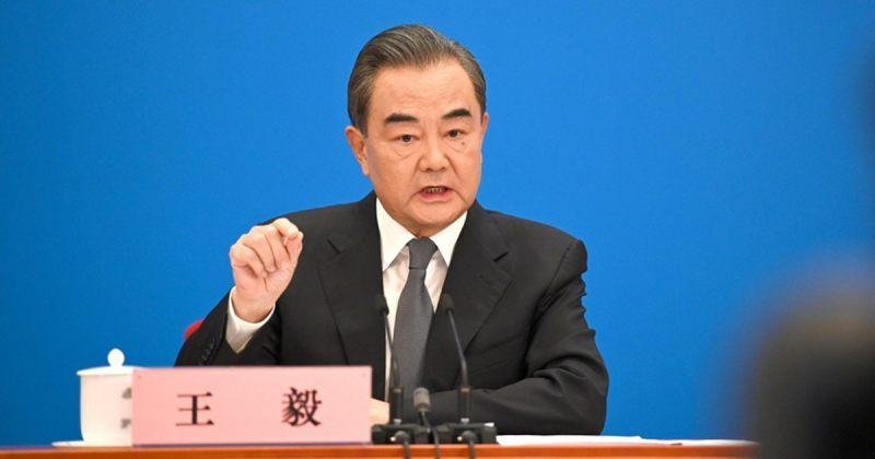 ჩინეთის საგრეო საქმეთა მინისტრი:ე.წ გენოციდი სინძიანგში სასაცილოდაფსურდულია