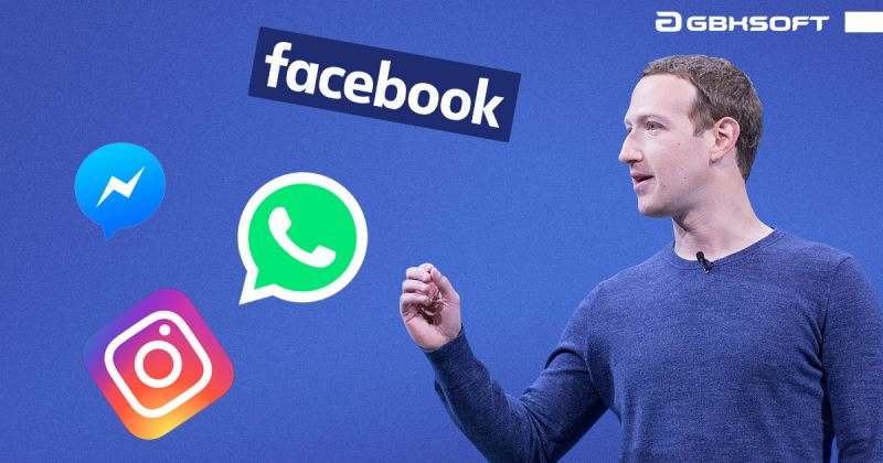ფეისბუქი, მესენჯერი, ინსტაგრამი და ვოთსაპი ბოლო 40 წუთია, შეფერხებით მუშაობს