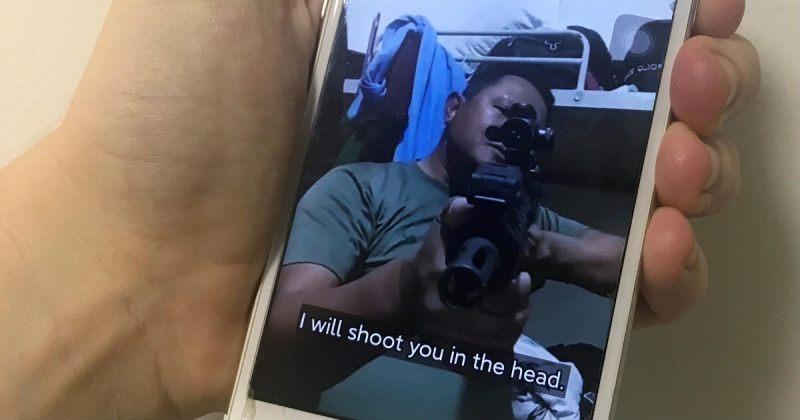 მიანმარელი სამხედროები დემონსტრანტებს TikTok-ის აპლიკაციით აშინებენ