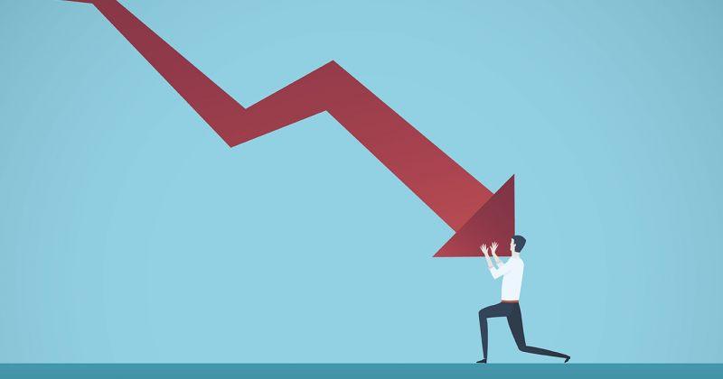 თებერვალში საქართველოს ეკონომიკა 5.1%-ით შემცირდა