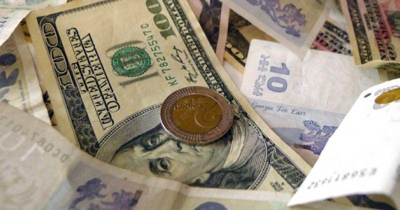 I კვარტალში ლარი დოლართან მიმართებით 11.7%-ით გაუფასურდა, ევროსთან 19.3%-ით